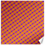 Vibrant Retro Diamond Pattern Canvas 20  x 20   20 x20 Canvas - 1