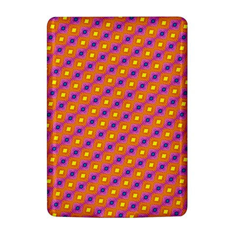 Vibrant Retro Diamond Pattern Kindle 4