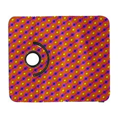Vibrant Retro Diamond Pattern Samsung Galaxy S  III Flip 360 Case