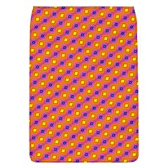 Vibrant Retro Diamond Pattern Flap Covers (l)