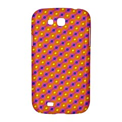 Vibrant Retro Diamond Pattern Samsung Galaxy Grand GT-I9128 Hardshell Case