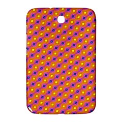 Vibrant Retro Diamond Pattern Samsung Galaxy Note 8.0 N5100 Hardshell Case