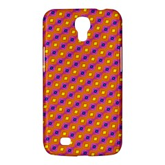 Vibrant Retro Diamond Pattern Samsung Galaxy Mega 6 3  I9200 Hardshell Case