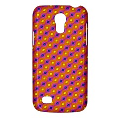 Vibrant Retro Diamond Pattern Galaxy S4 Mini