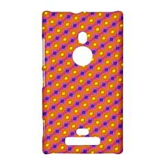 Vibrant Retro Diamond Pattern Nokia Lumia 925