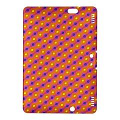 Vibrant Retro Diamond Pattern Kindle Fire Hdx 8 9  Hardshell Case