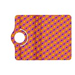 Vibrant Retro Diamond Pattern Kindle Fire HD (2013) Flip 360 Case Front