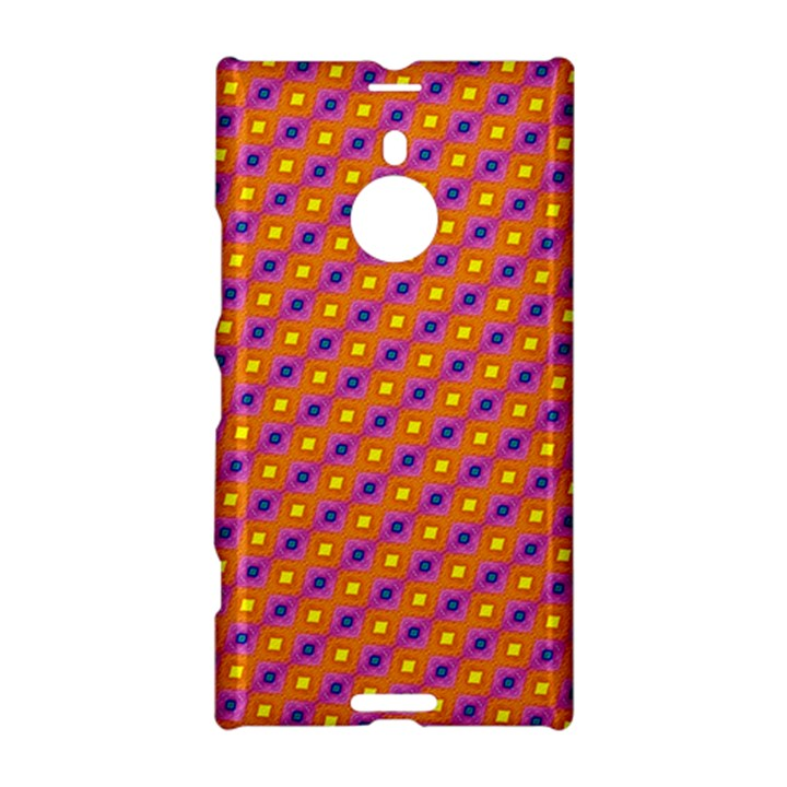 Vibrant Retro Diamond Pattern Nokia Lumia 1520