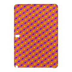 Vibrant Retro Diamond Pattern Samsung Galaxy Tab Pro 10 1 Hardshell Case