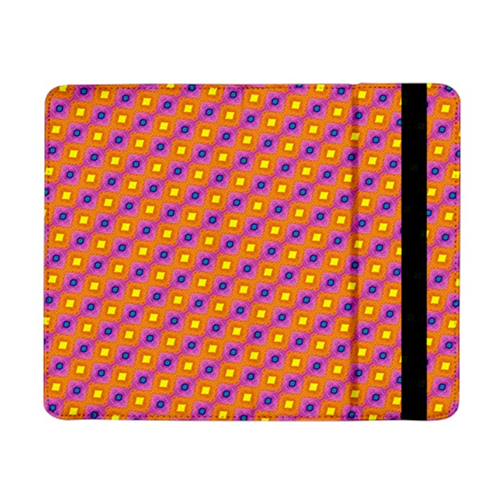 Vibrant Retro Diamond Pattern Samsung Galaxy Tab Pro 8.4  Flip Case