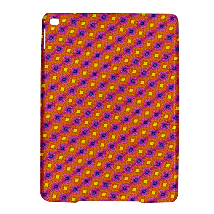 Vibrant Retro Diamond Pattern iPad Air 2 Hardshell Cases