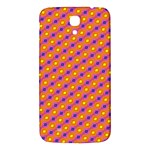 Vibrant Retro Diamond Pattern Samsung Galaxy Mega I9200 Hardshell Back Case Front