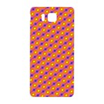 Vibrant Retro Diamond Pattern Samsung Galaxy Alpha Hardshell Back Case Front