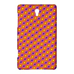 Vibrant Retro Diamond Pattern Samsung Galaxy Tab S (8 4 ) Hardshell Case