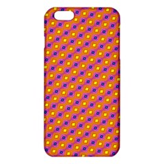 Vibrant Retro Diamond Pattern Iphone 6 Plus/6s Plus Tpu Case