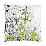 Floral Pattern Background  Standard Cushion Case (Two Sides) Front
