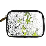 Floral Pattern Background  Digital Camera Cases Front