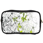 Floral Pattern Background  Toiletries Bags Front