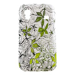 Floral Pattern Background  Samsung Galaxy Ace S5830 Hardshell Case