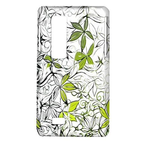Floral Pattern Background  LG Optimus Thrill 4G P925