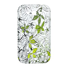 Floral Pattern Background  Samsung Galaxy Grand DUOS I9082 Hardshell Case
