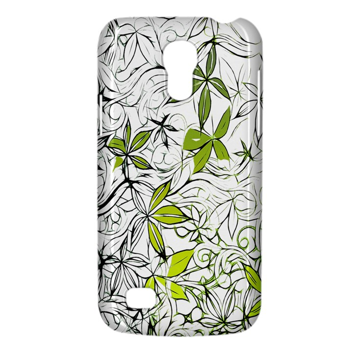 Floral Pattern Background  Galaxy S4 Mini