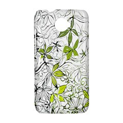 Floral Pattern Background  HTC Desire 601 Hardshell Case