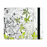 Floral Pattern Background  Samsung Galaxy Tab Pro 8.4  Flip Case Front