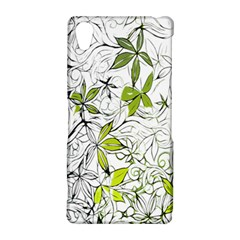Floral Pattern Background  Sony Xperia Z2