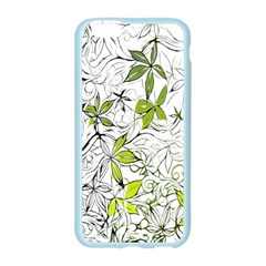 Floral Pattern Background  Apple Seamless iPhone 6/6S Case (Color)