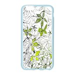 Floral Pattern Background  Apple Seamless iPhone 6/6S Case (Color) Front