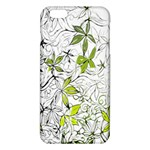 Floral Pattern Background  iPhone 6 Plus/6S Plus TPU Case Front