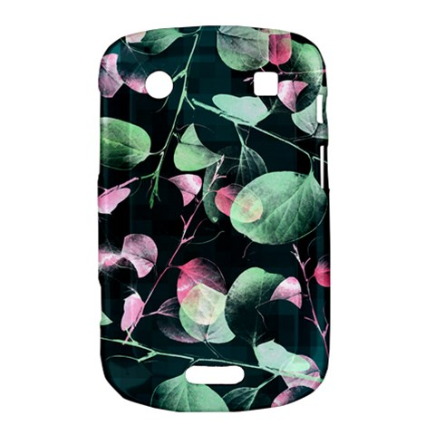 Modern Green And Pink Leaves Bold Touch 9900 9930