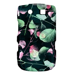 Modern Green And Pink Leaves Torch 9800 9810