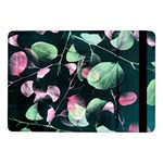Modern Green And Pink Leaves Samsung Galaxy Tab Pro 10.1  Flip Case Front