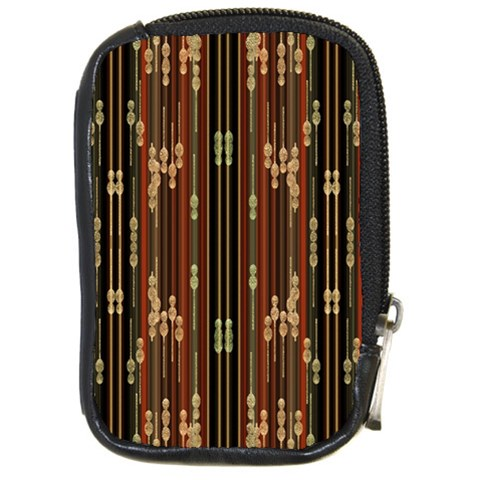 Floral Strings Pattern  Compact Camera Cases