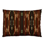 Floral Strings Pattern  Pillow Case (Two Sides) Front