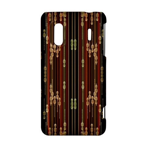 Floral Strings Pattern  HTC Evo Design 4G/ Hero S Hardshell Case