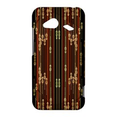 Floral Strings Pattern  HTC Droid Incredible 4G LTE Hardshell Case
