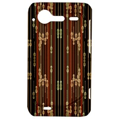 Floral Strings Pattern  HTC Incredible S Hardshell Case