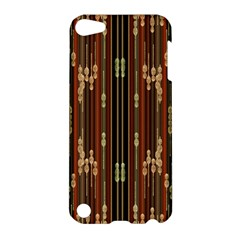 Floral Strings Pattern  Apple iPod Touch 5 Hardshell Case