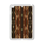 Floral Strings Pattern  iPad Mini 2 Enamel Coated Cases Front