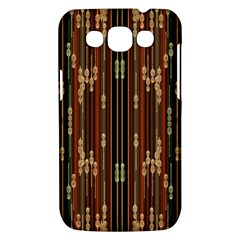 Floral Strings Pattern  Samsung Galaxy Win I8550 Hardshell Case