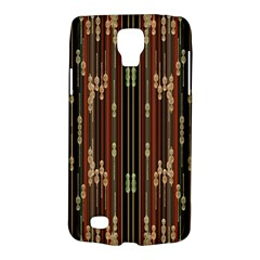 Floral Strings Pattern  Galaxy S4 Active