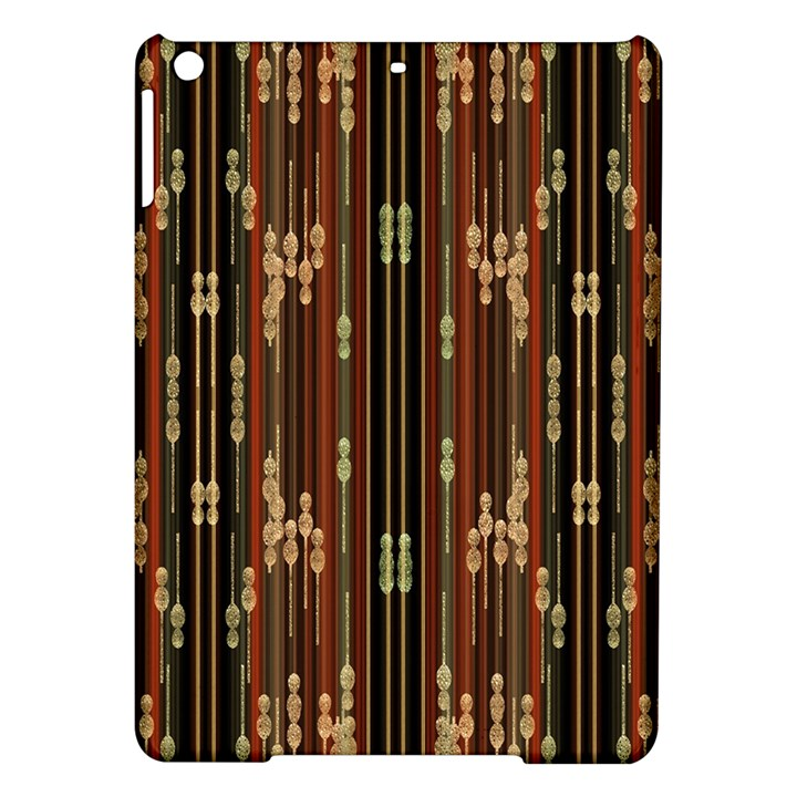 Floral Strings Pattern  iPad Air Hardshell Cases