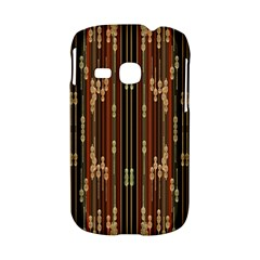 Floral Strings Pattern  Samsung Galaxy S6310 Hardshell Case