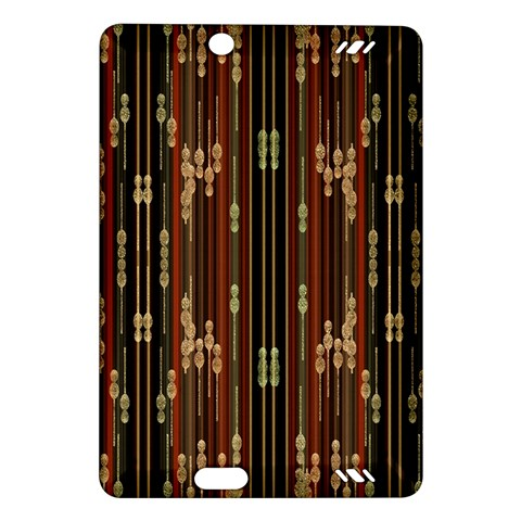 Floral Strings Pattern  Amazon Kindle Fire HD (2013) Hardshell Case