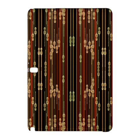 Floral Strings Pattern  Samsung Galaxy Tab Pro 12.2 Hardshell Case