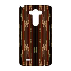 Floral Strings Pattern  LG G3 Hardshell Case