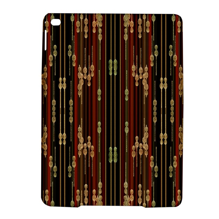 Floral Strings Pattern  iPad Air 2 Hardshell Cases